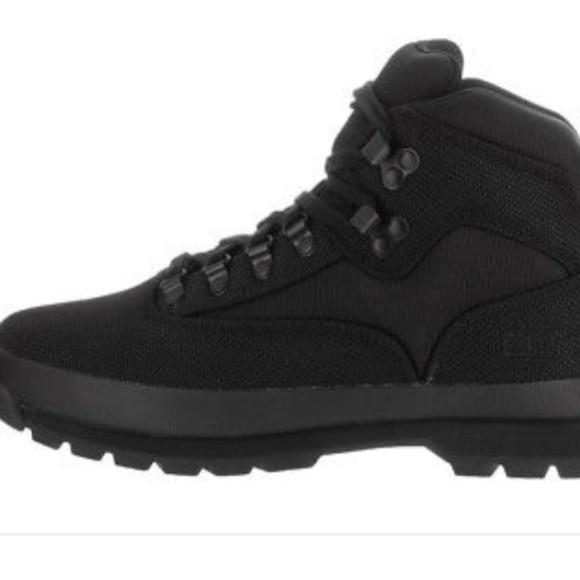 dcbe888a2a599b Timberland Men's Euro Hiker Fabric Boot. M_5b6b43416a0bb7cf50796771
